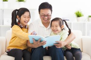 parent reading